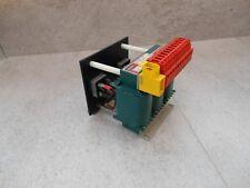 Ismet Dg 603/120/8J, Ismet Dg, Transformer Prim. 380V- Sec. 24V =, 6A, 0,144KVA