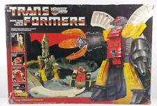 Omega Supreme G1 Autobot Base Transformer Complete and WORKING with Box [OSAB1]
