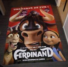 """Affiche de cinéma """" Ferdinand """" 120x160"""