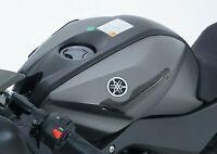 Yamaha YZF-R125 R125 2008-2018 R&G Racing Carbon Fibre Tank Sliders | TS0014C