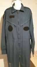 Canadian Air Force Blue Flight Suit Sz. 7644 Coveralls Jumpsuit RCAF Surplus