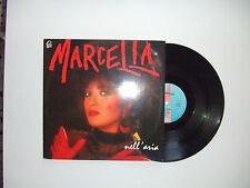 """Marcella – Nell'Aria  - Disco Mix 12"""" 45 Giri Vinile Stampa ITALIA 1992"""