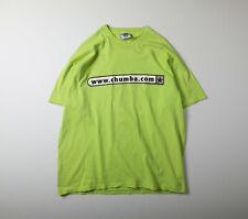 CHUMBAWAMBA /'Timebomb/' T-shirt crass credit to the nation negativland