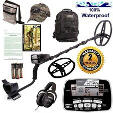 Garrett AT Pro Metal Detector Bonus Package ~ 100% Waterproof ~Find Gold