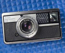 German Made Kodak Instamatic 500, Schneider Xenar Lens