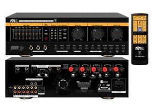 Better Music Builder DX-388 Beta 900Watts Mixing Amp M Amplifer