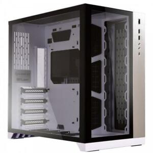 Lian-Li PC-O11 Dynamic Tempered Glass Mid Tower Case - White Mid Tower PC-O11DW