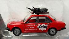 """VOITURE MINIATURE 1/43è  RENAULT 18  """"CATCH""""    Tour de France  1979"""