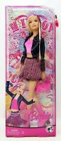 2008 Mattel Rock & Roll Barbie Doll No. M9321 NRFB