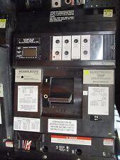 Square D Me36800lsg1212 800 Amp 600v Circuit Breaker Reconditionedtest Report