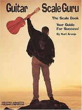 Guitar Scale Guru The Scale Book : Your Guide for Success! (2000, Paperback)
