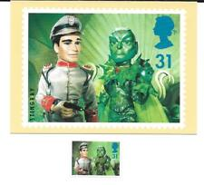 Royal Mail Big Stars from the Small Screen i/c Gerry Anderson's Stingray