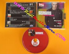 CD JUSTIN TIMBERLAKE VOL 54 PROMO compilation 2003 R KELLY FILE HIDEA (C41)