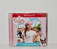 """American Girl Grace -  """"Grace Stirs Up Success"""" ~ CD  NEW in package"""