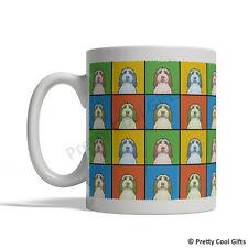 Spinone Italiano Dog Mug - Cartoon Pop-Art Coffee Tea Cup 11oz Ceramic