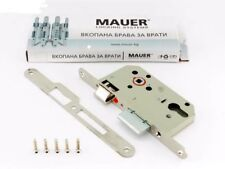 MAUER 101.106  DEADBOLT /LOCK  CASE FOR CYLINDER LOCKS /DOOR LOCK