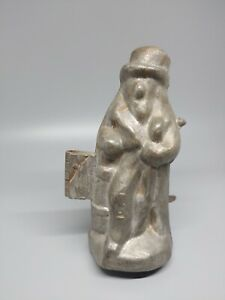 Antique Old Chocolate Mold Uncle Sam