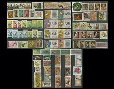 BURUNDI SELECTION COMPLETE & PART SETS VFU THEMATIC TOPICAL STAMPS 1302
