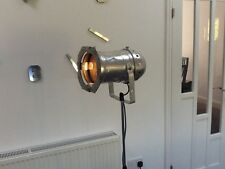 Vintage Theatre Light with stand