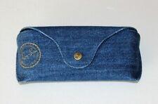 RAY BAN DENIM Brillenetui blau - ausverkaufte Sonderserie Sonnenbrillen Box