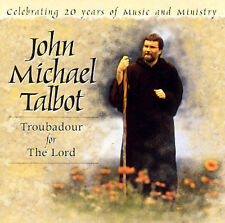 Troubadour for the Lord by John Michael Talbot (CD, 1996, Sparrow Records)