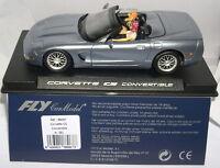 FLY 88067 A-561 SLOT CAR CHEVROLET  CORVETTE C5 CONVERTIBLE  ROAD CAR  BLUE  MB