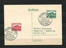 Reich FDC Nr. 673 - 674 auf Karte  (DK)