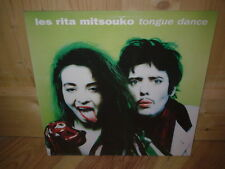 """LES RITA MITSOUKO tongue dance 12""""   MAXI 45T"""