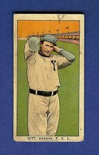 1910 T212 Obak Roy Hitt Vernon Tigers PCL Good