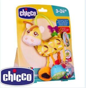 Baby Chicco Baby Senses Mrs Giraffe Toy Babies 3-24 Months Brand New