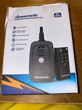NEW Dewenwils Outdoor Remote Control Countdown Timer HODT12B Outdoor Light