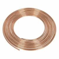 "Sealey Brake Pipe Copper Tubing 20 Gauge 3/16"" x 25ft"