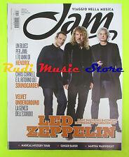 Rivista JAM 196/2012 Led Zeppeli Jimi Hendrix Beatles Velvet Underground * No cd