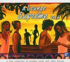 A Lounge Supreme 4  2CDs The Defloristics Parov Stelar
