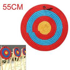 Outdoor Sports Archery Shooting Bow Straw Arrow Target Single Layer Shoot