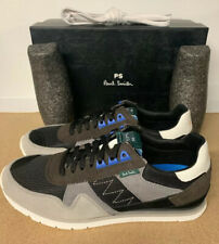 PS Paul Smith Vinny Trainers Anthracite Size 8 UK 42 EU Brand New With Box