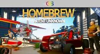 Homebrew - Patent Unknown Steam Key Digital Download PC [Global]