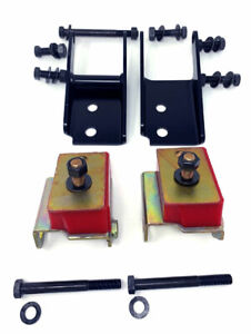 Polyurethane Engine Mounts COMPLETE KIT for Mopar 383 440 66-72B 66-73C 70-74E