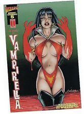 Vengeance of VAMPIRELLA -Wizard Ashcan Edition #5 (1995 HARRIS Comics)  VF+