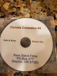 Christie Comedies #4 Safe &  Sane    WatchOut