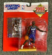 Vintage VTG 1995 STARTING LINEUP SLU NBA Basketball Autographed ROBINSON BUCKS