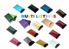 "10 x 14"" 250 x 350mm Mailing Bags All Colours & All Sizes"