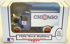 ERTL Chicago Cubs 1926 Mack Bulldog Delivery Truck Bank 1/38 Scale Die Cast New