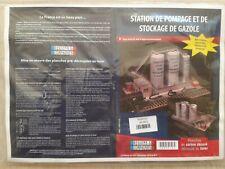 REGIONS & COMPAGNIE-STATION DE POMPAGE ET DE STOKAGE DE GAZOLE-Ech HO-Ref:DEP015