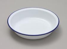 2 x Falcon Enamel 22cm Round Pie Dish