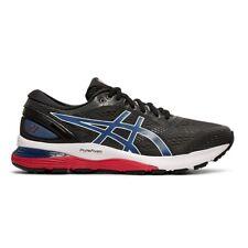 Asics Hombres Zapatos Road Running Entrenamiento Atletismo Deporte Entrenadores Gel nimbus 21 Nuevo