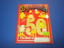 DYNAMITE magazine - THE BEST OF - #50 1978 Vol 2 No.1 tv movies kids fun