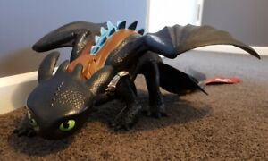How To Train Your Dragon Giant 23 Inch Mega Toothless Alpha Edition Figurine