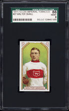"1911 C55 Imperial Tobacco #27 Walter Smaill Rookie (""no dot"" variety) SGC 88"