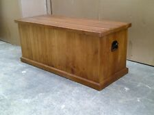 1200 mm Solid Pine Blanket(toy) Box
